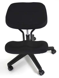 Jobri Kneeling Chair - Pneumatic Lift Swivel Kneeling Chair