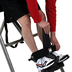 Fit Inversion Therapy Table - Ankle Lock System