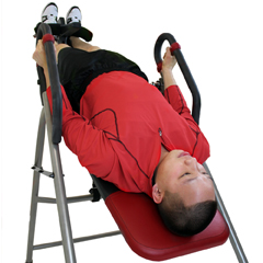 Fit  Inversion Therapy Table - Support Grips