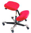Ergonomic Computer Chairs, Kneeling Chairs, Varier Balans Chairs, Office Desk Chairs provide alternative comfort office seating.