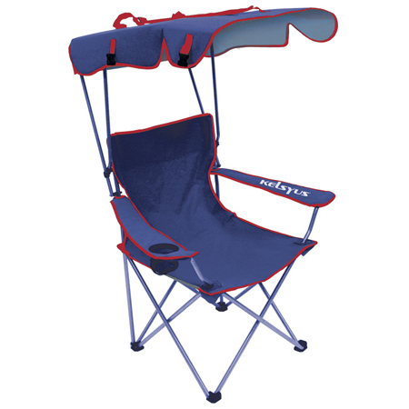 Kelysyus Xl Folding Canopy Chair - ShopWiki