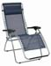 Lafuma Outdoor Folding Chairs - Quality, Made in France Not In Asia - Lafuma Zero Gravity Recliners Provide The Ultimate Comfort In Back Outdoor Seating - Camping Recliner - Beach Lounge Chair - Indoor Gravity Chair Too!