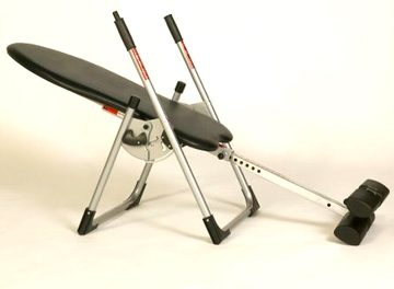 Portable Inversion Table - Back-A-Traction Swedish Inversion Machine