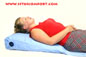 Inflatable Bed Wedge Pillows provide sleep comfort and help with acid reflux problems.