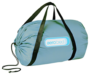AeroBed� Raised Signature Comfort - Twin Size for portable sleep comfort, guest bed or dorm room