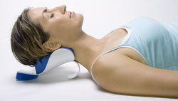 Dr Riter's Real-Ease can significantly reduce pain in the neck, head, shoulders, and jaw and by quickly relaxing the head, neck, and shoulders.