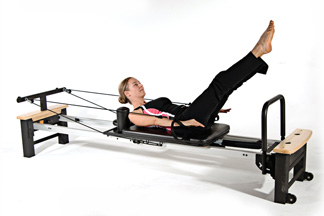 SitInComfort.com Comfort Store Back Store - Aero Pilates Reformer 5556 pro xp556 fitness equipment