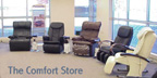 The Comfort Store Back Store - sitinComfort.com - Products For A Healthy Back & Body