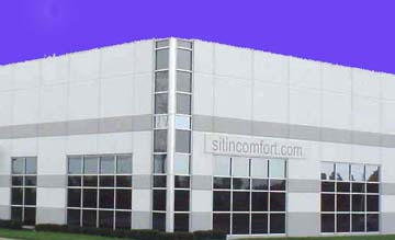 The Comfort Store - sitincomfort.com Central Ohio Warehouse Showroom - The Back Store is located in Lewis Center Ohio