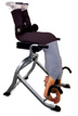 Inversion Table -Teeter Hang Ups DEX II Inversion Back Machine - Hang Upside Down In Bent Knee Position For Back Traction and Back Exercise