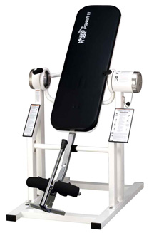 Teeter Power VI With Gravity Lock Upgrade   - Power Inversion Table