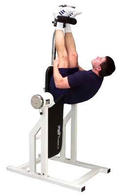 Teeter Power VI  SitUp Exercise - Power Inversion Table