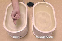 TheraBath Paraffin Wax Bath & Paraffin Wax Therapy Supplies - The Worlds Number One Parafin Wax Bath
