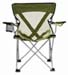 Travel Chair Outdoor Chairs - Heavy Duty Portable Folding Camping Chairs Provide Sitting Comfort At The Campground, Beach, Park, Soccer Field Or Whereever You Sit