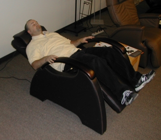 Inner Balance� Air Bag Massage Chair