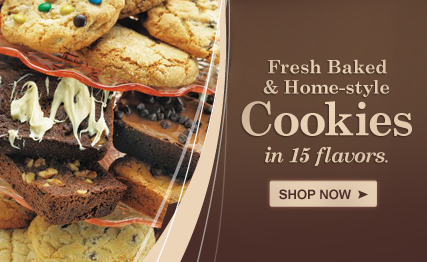 Gourmet Cookies Delivered