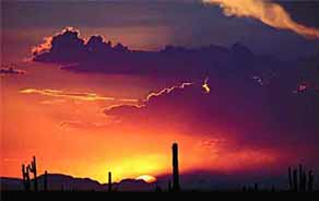 Arizona Sunset Collection by photographer Tony Crow, Tucson, Arizona