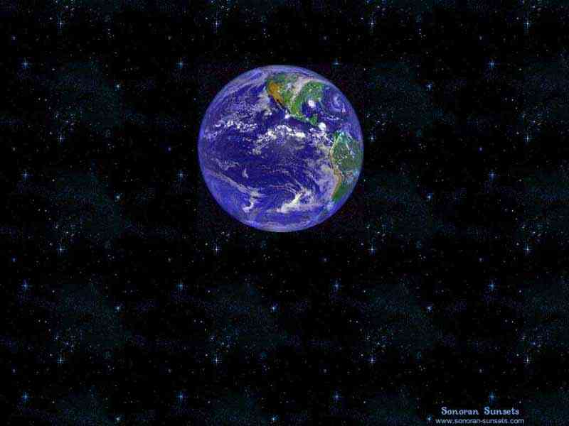 Mother Earth Wallpaper