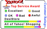 yahoo ratings