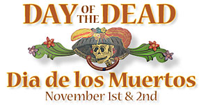 Mexico Day of the Dead Decorations
