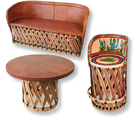 Equipale Mexican Chairs and Tables