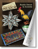 Mexican Home Decor Catalog