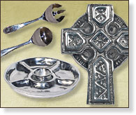 Mexican Pewter Gifts and Decor