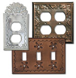 Mexican Switchplates & Outlet Covers