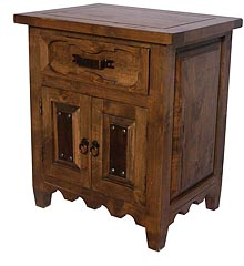 Western furniture for rustic decor