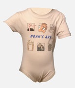 "T-shirt - ""Two-By-Two"" (Baby Tee)"