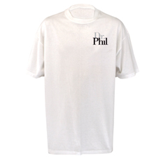 Dr Phil Logo T-Shirt