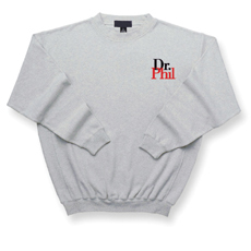 Dr Phil Logo Sweatshirt