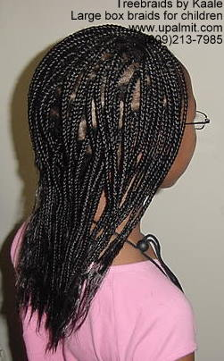 Box braids- children's box braids styles, Right 82.