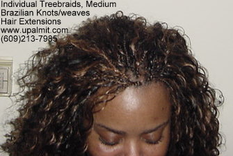 Wavy and curly Individual Treebraids, Top113.
