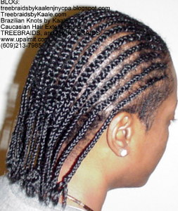 Treebraids by Kaale- Cornrows, Medium- Right104.