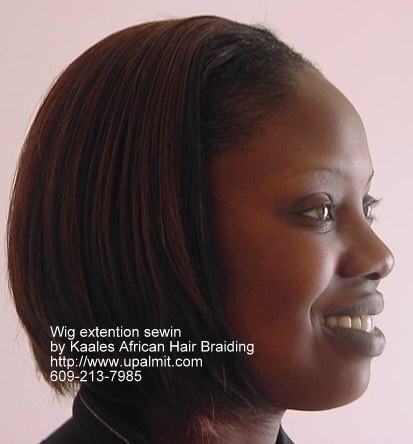 Hair extensions weaves Kaales African hair braiding.