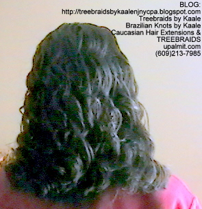 Tree Braids Wavy- Back2278.