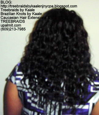 Tree Braids- Wavy Back2240.