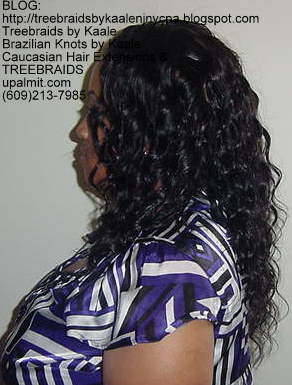 Tree Braids- Wavy Left2241.