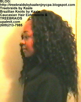 Treebraids Wavy Human Hair Left2214.