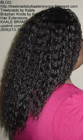 Cornrow Tree Braids KAALE Brand Right159.