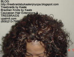 Tree Braids- Deep Wavy human hair Top2224.