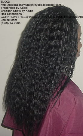 Cornrow Tree Braids KAALE Brand Right166.