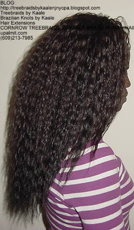 Cornrow Tree Braids KAALE Brand Right168.