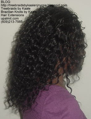 Curly Tree Braids, Right108.