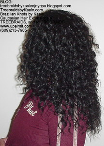 Tree Braids by Kaale, cornrow treebraids in curly 1L313.
