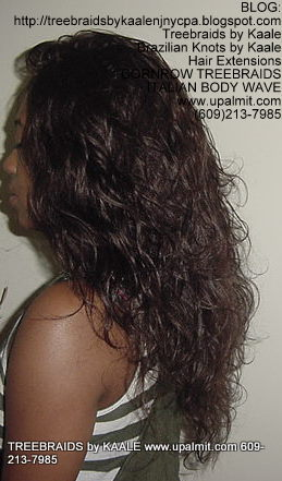 Treebraids by KAALE- Italian Body Wave, Left2190.