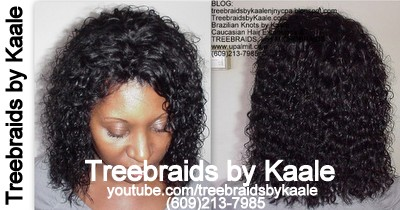 Tree Braids by Kaale- cornrow treebraids with 16