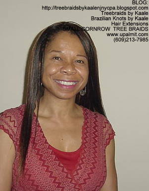 Small cornrow treebraids- straight Front2159.