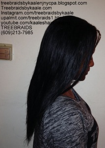 Treebraids with Brazilian Remy, R 609-213-7985.
